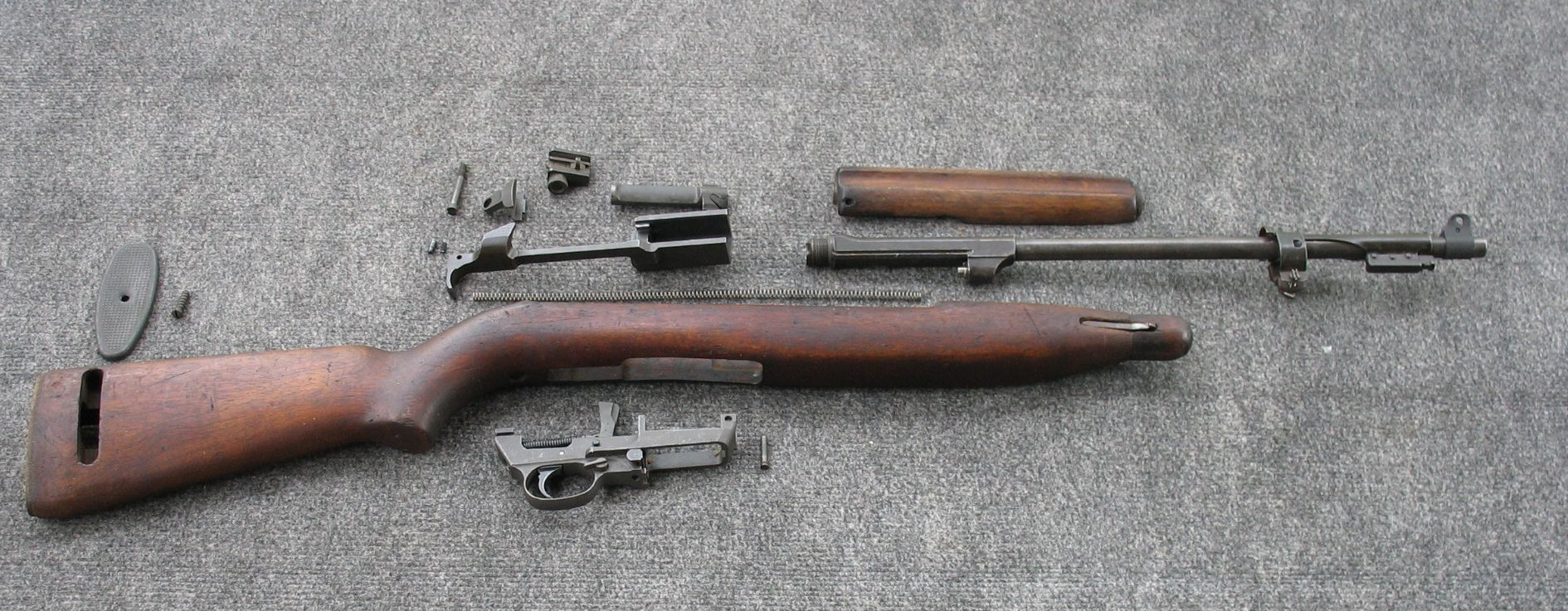 Photo 6 of 28, Inland M1 Carbine from CMP on