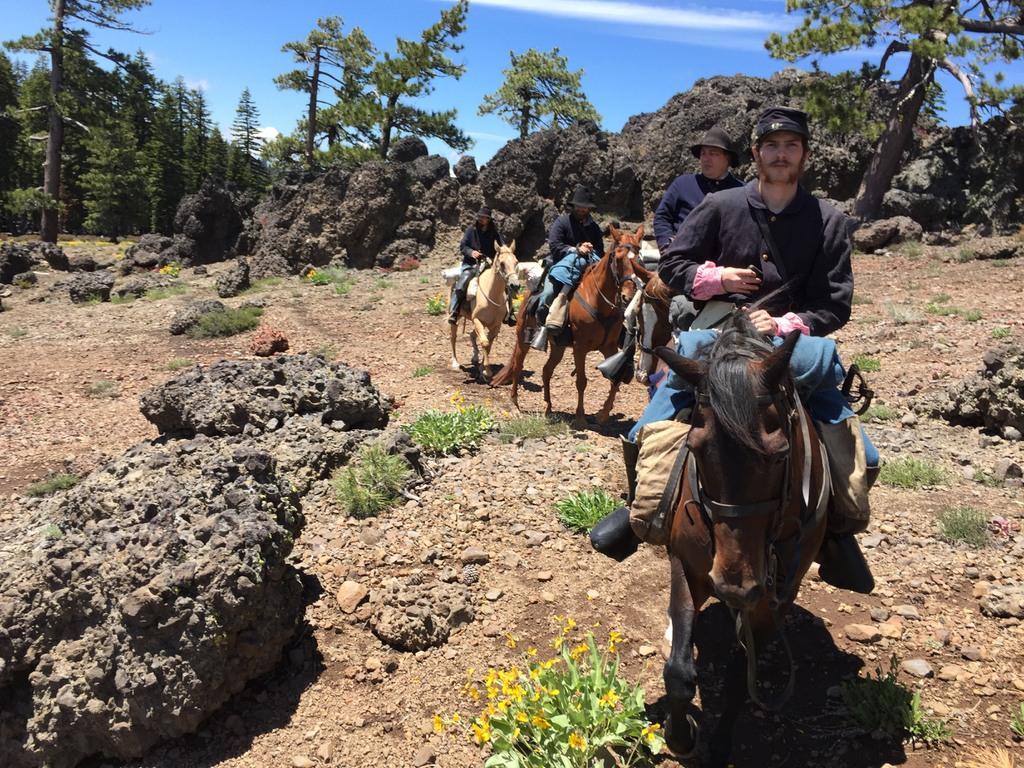 Humboldt to Humbug Rd expedition