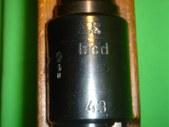 1943 bcd Gustloff Werke K98k
