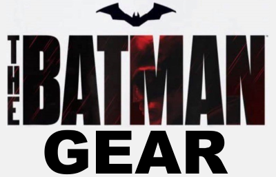 THE BATMAN Gear!