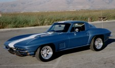 BLUBOI -- 1967 Corvette