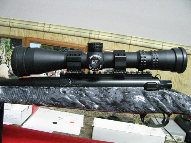 sharing my custom rifle knowledge and insight [Archive