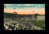 Fields of Dreams: Ballpark Postcards