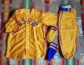 Baseball and Football Jerseys