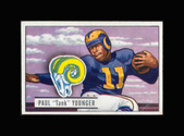 Football Cards & Memorabilia (1941-72)