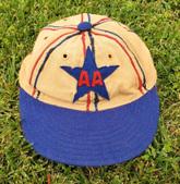 Baseball Caps and Helmets
