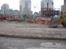 Ground Zero - 8 Years later