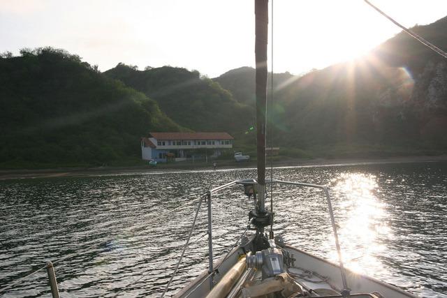 Crossing the Line - Panama to Ecuador