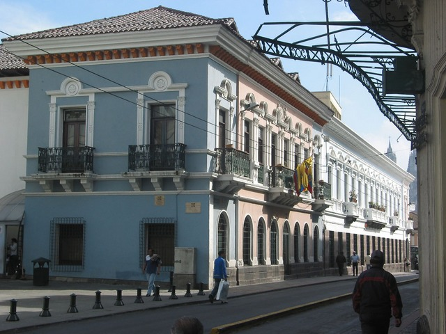 Inland Ecuador