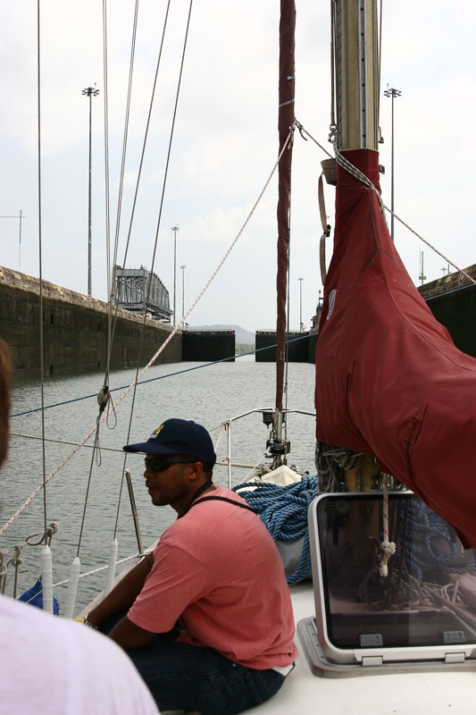 Our Panama Canal Transit