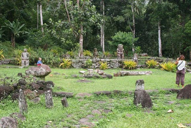 The Marquesas