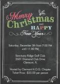 CHOG Annual Christmas Party