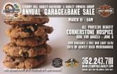 CHOG Hospice Garage/Bake Sale