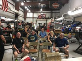 July 28, 2018 Chapter Meeting
