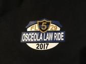 Osceola Law Ride
