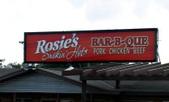Rosie's Smokin Hot BBQ Ride