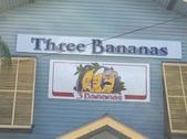 Three Bananas - Crescent City