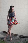 2011 Lily 唇印婚紗