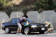 1/1 MARINES CAR WASH - 30 JULY 2011