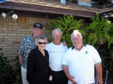 Family Reunion Oct 2003