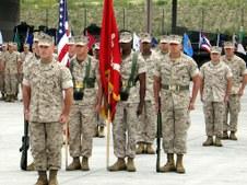 SERGEANT MAJOR BRAD KASAL, USMC