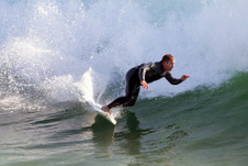 SURF SHOTS FROM HB PIER