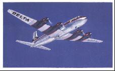 Douglas DC-6 (D - J)
