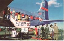 Douglas DC-6 (N - P).