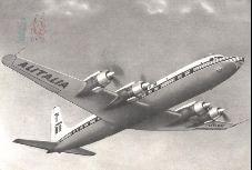 Douglas DC-7 (A - C)