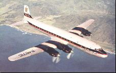 Douglas DC-7 (D - M)