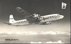 Douglas DC-7 (T- V)