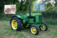 Kyle's Tractor