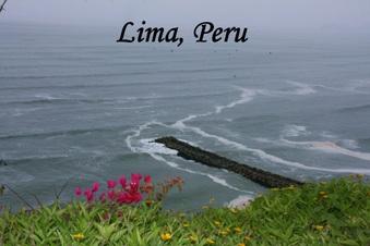 Lori's Peru trip