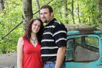 Scott and Ashley Engagement