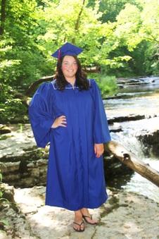 Stephanie graduation
