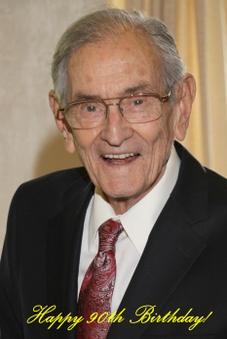 Walter 90 Birthday