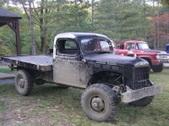1946 WDX Dodge Power Wagon