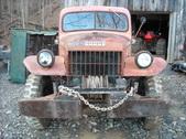 1952 Power Wagon