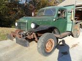 1953 Dodge Power Wagon - Sold!