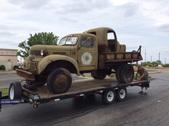 Keith Wolfe's 1940 VF-401 Cargo Trucks