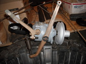 Mechanical Governor and Rear PTO