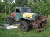 1962 Power Wagon 6x6 - Sold!
