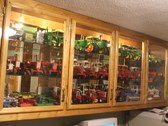 Display Cabinet for Tractors