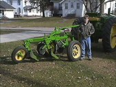 John Deere Plow Project