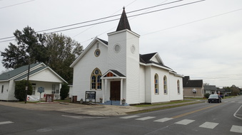 Calvary Methodist Church Thibodaux