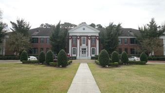 Nicholls State Campus/Quad