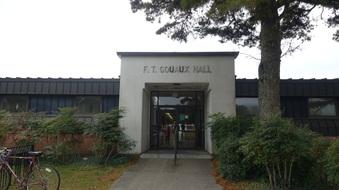 Nicholls State Gouaux Hall