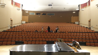 Roussell Hall Theatre (Loyola Universty)