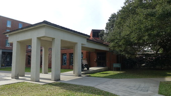 Tulane Rogers Chapel