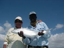 Al Caucci Andros Island Bonefish
